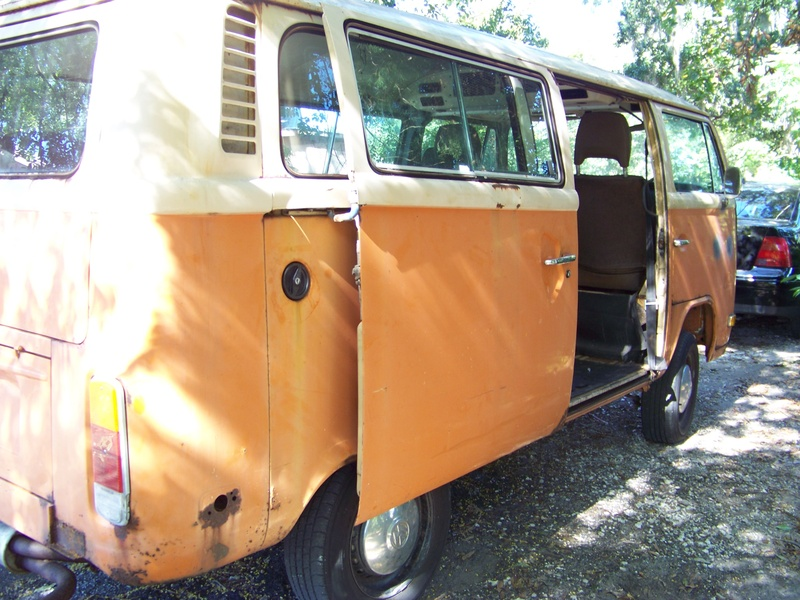 1979 vw bus hilltop motors for Hilltop motors jacksonville fl